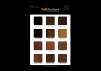 oak wood sample picture