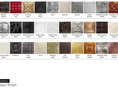 Dekorative Panele