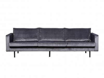 West sofa 3 seater velvet