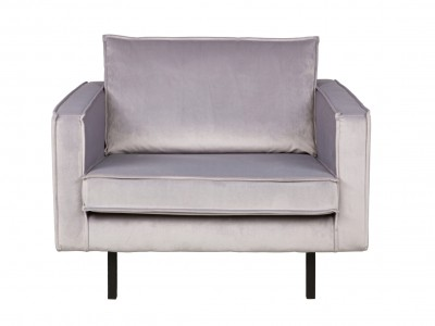 West armchair velvet