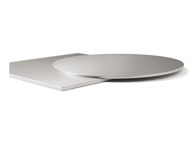 Inox table top-