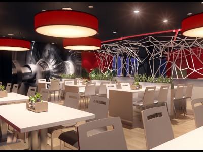 Alstom - 3D render