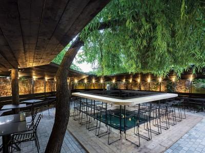 Edo Garden, design Lama Arhitectura - Bucharest, Rumänien