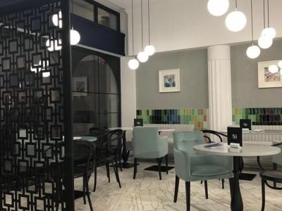 Prisi Cafe, design Gamma Advertising- Piatra Neamt, RUMÄNIEN