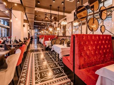 Rialto Restaurant, Wismar, Deutschland