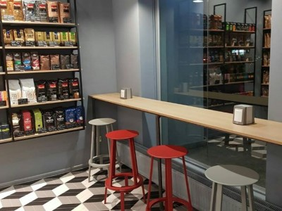 The Coffee Shop Unirii - Bucharest, Rumänien