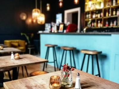 Golden Cage Kitchen & Bar - München, Deutschland