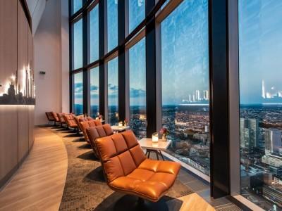 Main Tower Restaurant & Lounge - Frankfurt, Deutschland
